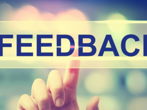 7 steps to handling feedback to empower you